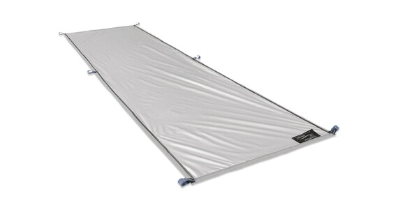 Therm-a-Rest LuxuryLite Cot Warmer Campingseng Regular grå